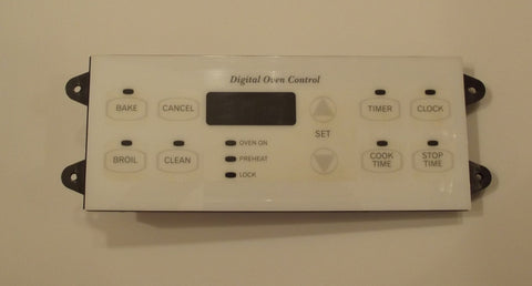 5701M685-60 Maytag Range Electronic Clock Control