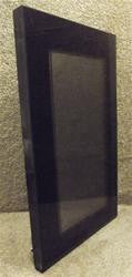 58001022 58001166 Maytag Black Microwave Oven Door