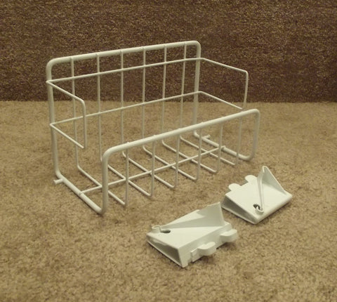 61005370 61003754 61003753 Maytag Refrigerator Freezer Tilt Out Basket with stop