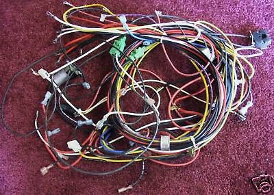 xra tag magic chef double oven wiring harness good appliance 7858xra tag double oven wiring harness
