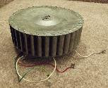 8185211 903819 Whirlpool Microwave Blower Fan