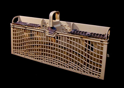 8535075 Whirlpool Dishwasher Gray Silverware Basket