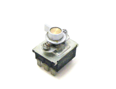 A117897 Whirlpool Kenmore Air Conditioner Fan Selector Switch