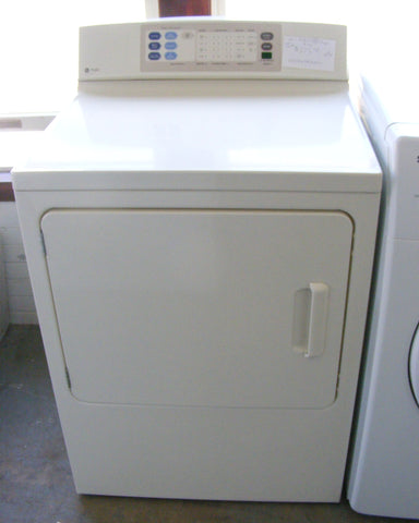 Used Reconditioned Bisque GE Profile Electric Dryer