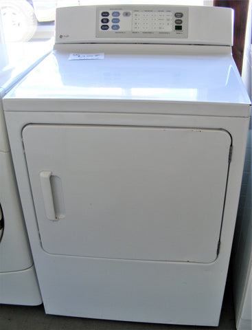 Used Reconditioned White GE Profile Gas Dryer