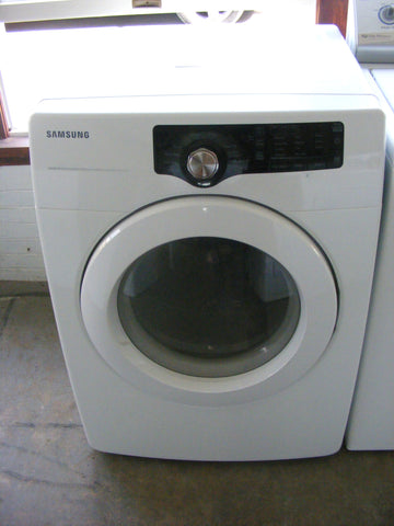 Used Reconditioned White Samsung Electric Dryer