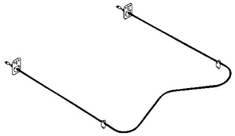 12500109 Maytag Range Wall Oven Bake Element 2400 Watt