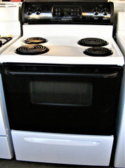 FEF352AWG Frigidaire Electric Coil Range