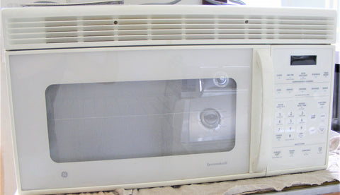 Used Reconditioned Bisque GE Spacemaker XL Microwave Oven