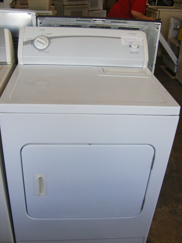 Used Reconditioned White Kenmore Electric Dryer