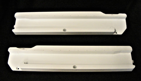 MEG62760503 MEG62760504 LG Refrigerator Freezer Left & Right Drawer Slide Rails