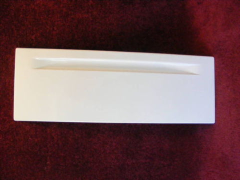 8053339 Maytag Range New White Outer Drawer Panel