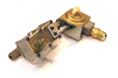 WB19K10014 GE Range Oven Gas Safety Valve Control Assembly
