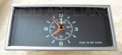 Wb19x0149 Ge Hotpoint Range Analog Clock Timer Good