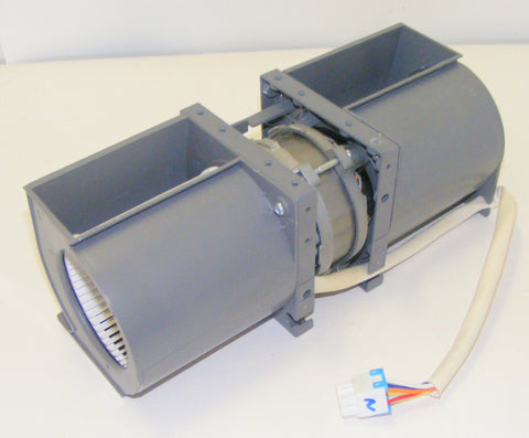 WB26X10273 GE Microwave Oven Ventilation Fan Motor Assembly