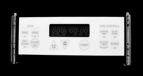 WB27T10081 WB27T10034 GE Range Electronic Oven Control Board Clock