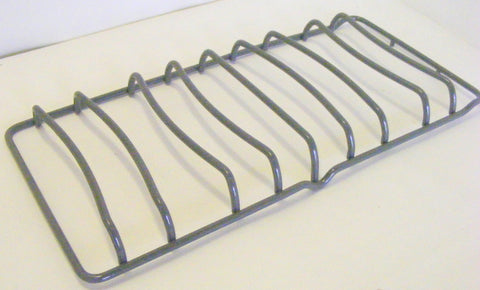 WB31k10007 GE Range Gray Left Side Burner Grate