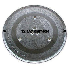 WB49X10002 GE Microwave Glass Turntable