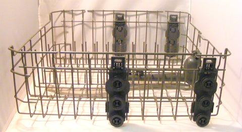 WD28X22626 GE Dishwasher New Upper Rack Assembly