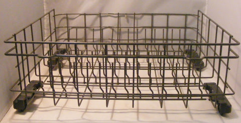 WD28X22659 GE Dishwasher NEW Lower Rack Assembly