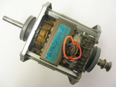 WE17x53 GE dryer motor