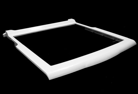 WPW10276348  Whirlpool Refrigerator Pull Out Glass Shelf