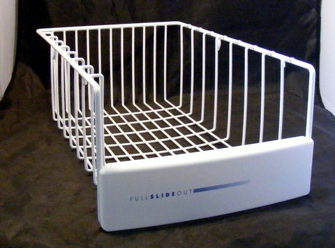WR21X10084 GE Sears Refrigerator Upper Freezer Basket