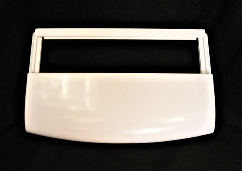 WR32X10153 GE Refrigerator Lower Pan Drawer Cover