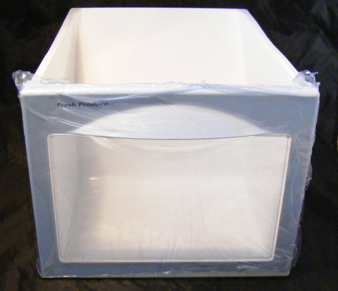 WR32X10354 WR32X10454 GE New Crisper Drawer Pan