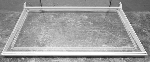 WR32X1482 GE Refrigerator Full Cantilever Glass Shelf