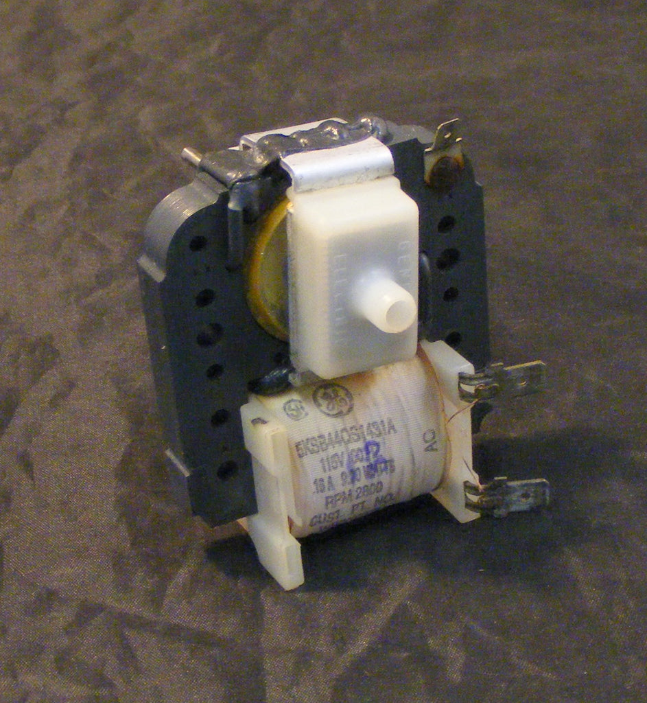 Wr60x203 Ge Refrigerator Evaporator Fan Motor Good Appliance