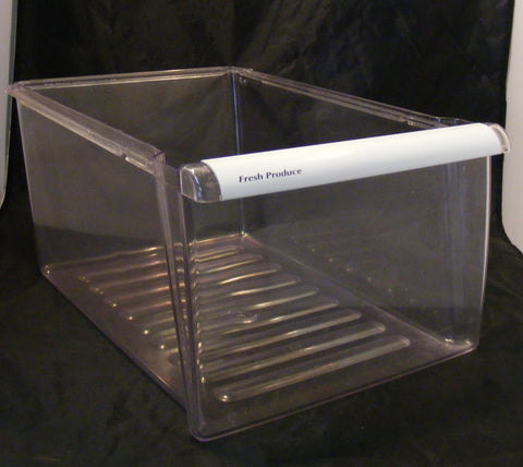 WR32X10469 GE Refrigerator Fresh Produce Crisper Drawer Pan