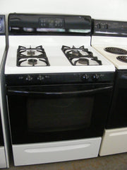 Used Reconditioned White Frigidaire NAT Gas Range