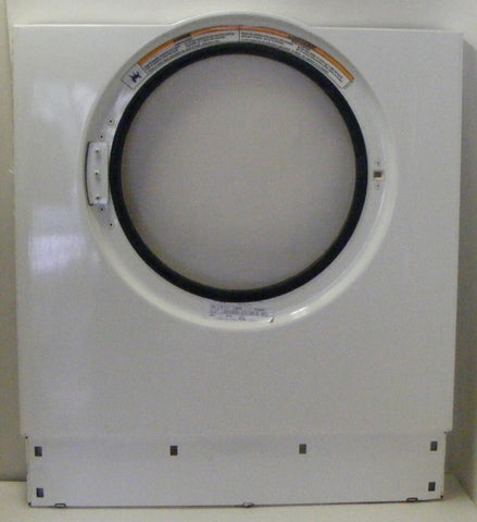 Front panel WED7500VW0 White Whirlpool Dryer