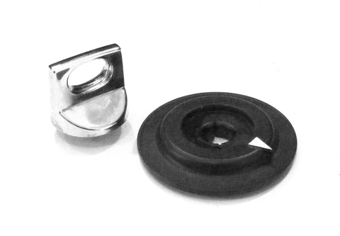 WH01X2119 WH11X0136 GE Washer Timer Knob Set