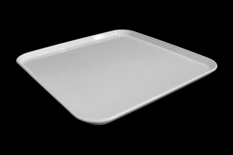 PSRAG0021WRF0 Montgomery Ward Microwave White Glass Tray