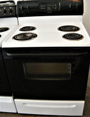 tappan electric coil range