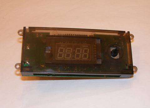 WB19X250 GE Range Oven Clock Oven Control