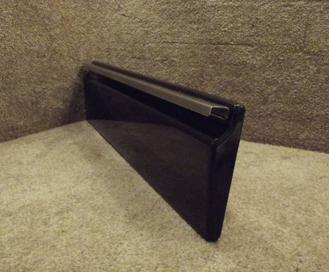 WB39K5 WB15K1 WB39k10 GE Gas Range Black Front Drawer Panel with Handle