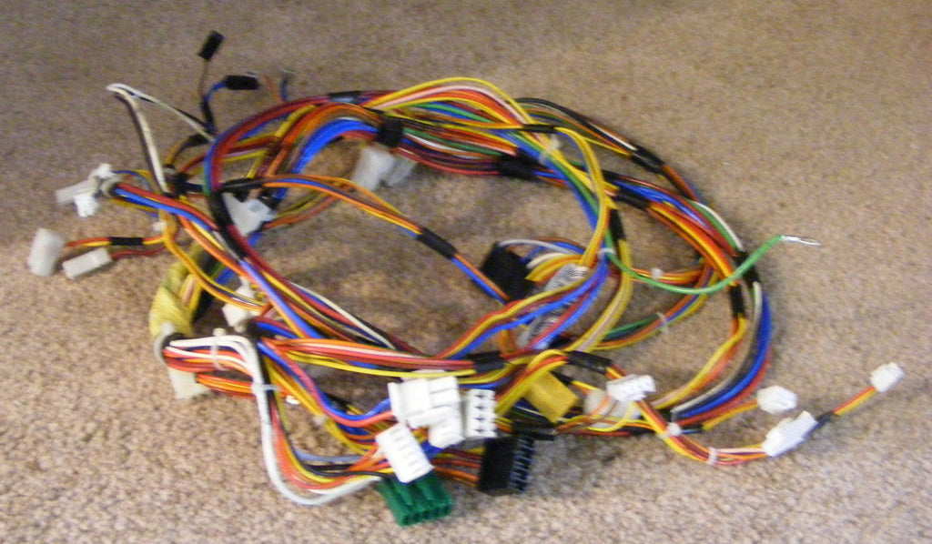WH19X10047 GE Washer Wire Harness | Good Appliance on