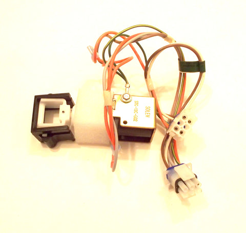WR62X58 WR23x10330 GE Refrigerator Dispenser Solenoid & Arm Assembly