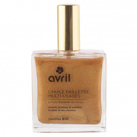 Avril Multi-purpose Shimmering Dry Oil