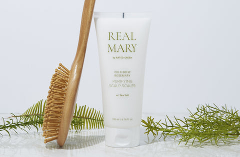 Rated Green: Real Mary Purifyng Scalp Scalper (Tratamiento capilar exfoliante)