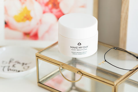 Alice In Beautyland: Make My Day (Crema hidratante facial)