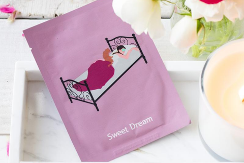 PACKage: Sweet Dream Sleeping Mask (Mascarilla Facial Nutritiva)