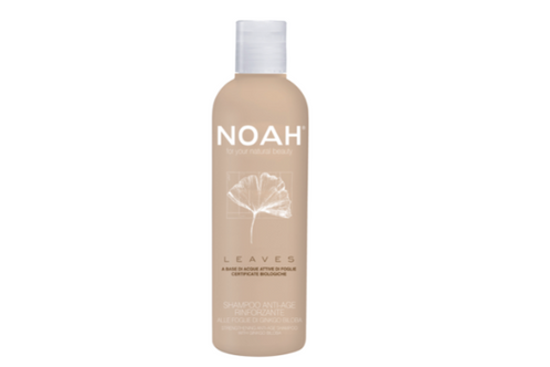 NOAH: Leaves Strengthening Anti-age Shampoo (Champú fortificante antiedad)