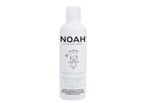 NOAH: Kids Shampoo for Long Hair (Champú niños para cabello largo)
