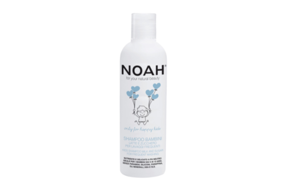 NOAH: Kids Shampoo for Frequent Washing (Champú de uso diario)
