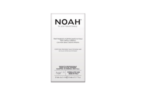 NOAH: 1.15 Fortifying Treatment Vials (Tratamiento para cabello débil)