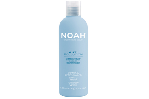 NOAH: Anti Pollution Shampoo  (Champú desintoxicante)